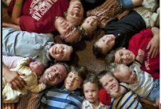 The Schwandt family is currently made up of 12 boys. Photo Credit: The Star Tribune