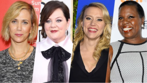 After many rumors and much speculation, the ghost comedy has cast its leading ladies.  Photocredit: Variety.com