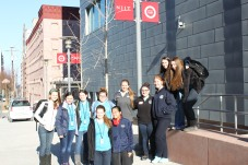 11 IHA students participate in the NJ Science Olympiad on January 14.