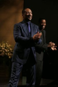 Eddie Murphy makes his long-awaited return to the SNL stage after 30 years. Photo Credit: NBC