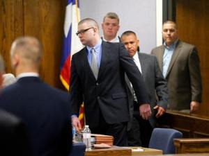 A Texas jury convicts Eddie Ray Routh (pictured above) for the capital murder of Chris Kyle and Chad Littlefield.  Photo Credit: ABC News
