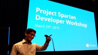 Project Spartan is expected to replace Microsoft's Internet Explorer in the new Windows 10 operating system. Photo Credit: MSDN