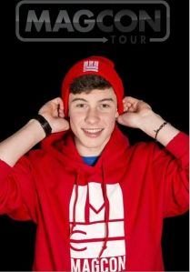 Shawn Mendes at the MagCon Tour in Washington D.C. on December 29, 2013. Photo Credit: Pinterest