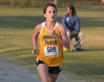 Kayla Montgomery defies odds to become one of the top high school runners despite having MS. Photo Credit: Shockmansion.com