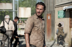 Rick Grimes from The Walking Dead Season 5. Source: Google Images