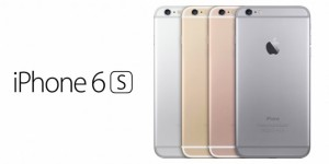 Apple's new iPhone 6s in silver, gold, rose gold, and space gray. Photo Credit: Geek Snack