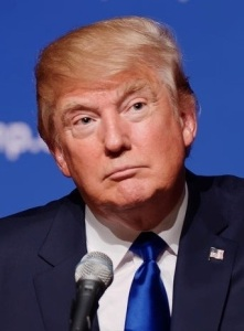 Donald Trump, the current frontrunner for the Republican Party. Photo Credit: Wikipedia