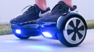 """The highly anticipated """"Hoverboard"""" was expected to fly off the shelves. Photo Credit: YouTube"""