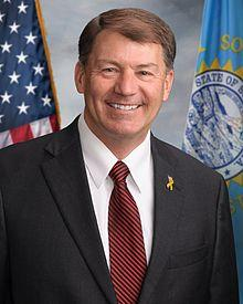 Senator Mike Rounds, who defended the rejection of the bill. Photo Credit: SDPB Radio