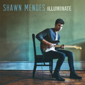 Shawn Mendes' new album, Illuminate. Photo courtesy of Shawn Mendes's official website
