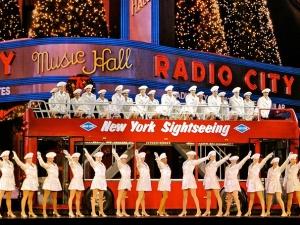 The Radio City Rockettes. Photo courtesy of Pinterest
