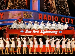 The Radio City Rockettes. Photo courtesy of Pinterest