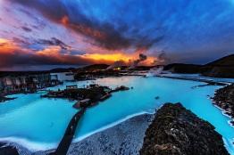 Reykjavik blue spa
